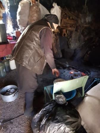 Podjela pomoći na području Prijestonice