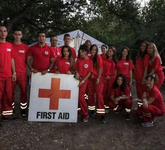 Crvenokrstši pružali prvu pomoć na Sea Dance festivalu