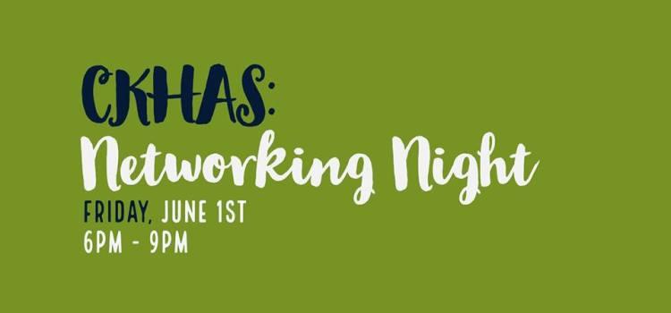 CKHAS Networking Night 2018