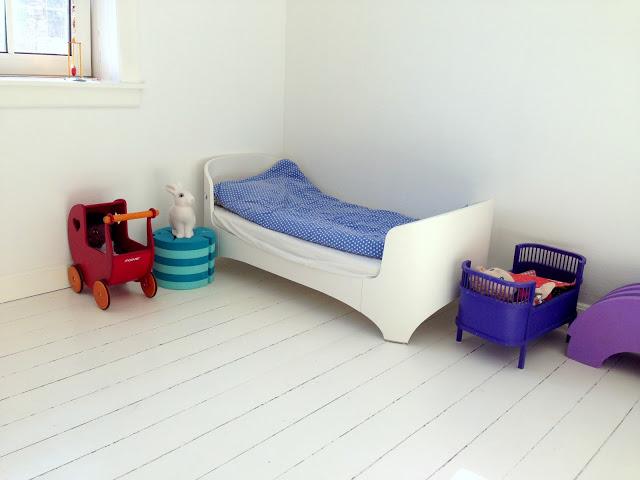 Projekt børneværelse