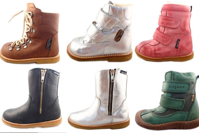 vinterstøvler børn