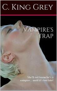Here's the cover for Volume III of Admissions: Vampire's Trap.