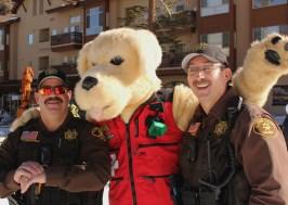 Doc the Dog and Alpine Sheriffs