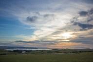 Bushmills Sunset