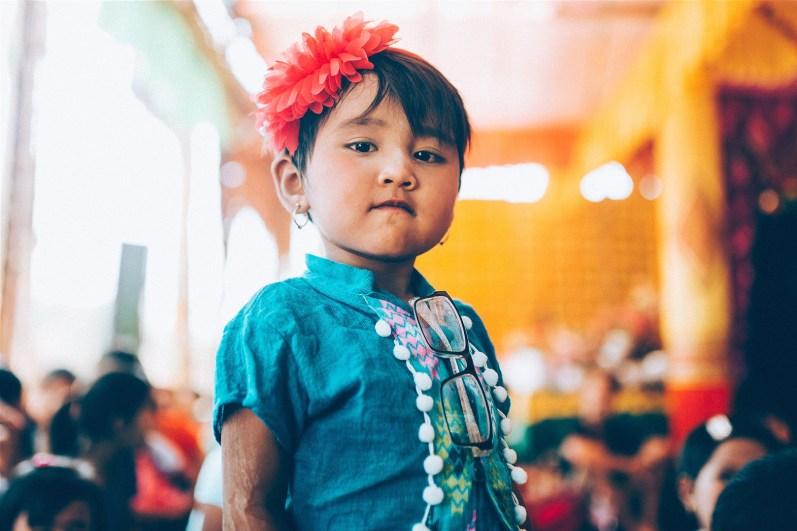 Myanmar by Caroline Fauvet