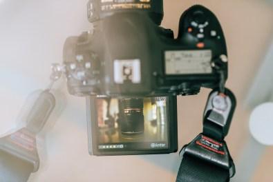 Classement des photos intégrés au boîtier.