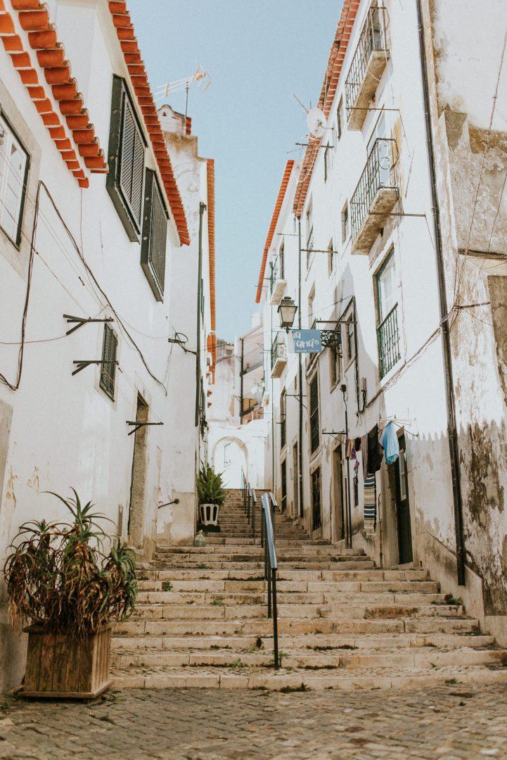 Lisbonne by Caroline Fauvet