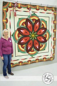 Stitches in Bloom Quilt Show 2017 Chatham Ontario Canada