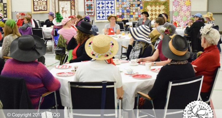 Chatham Kent Quilters Guild November Meeting