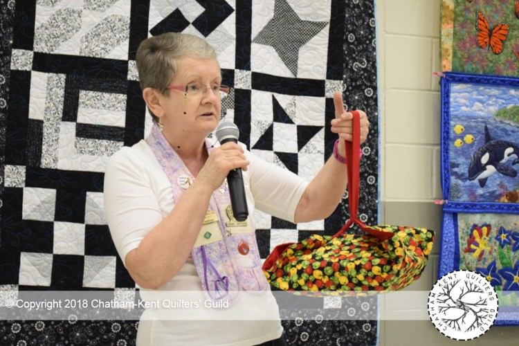 Show and Share Quilts