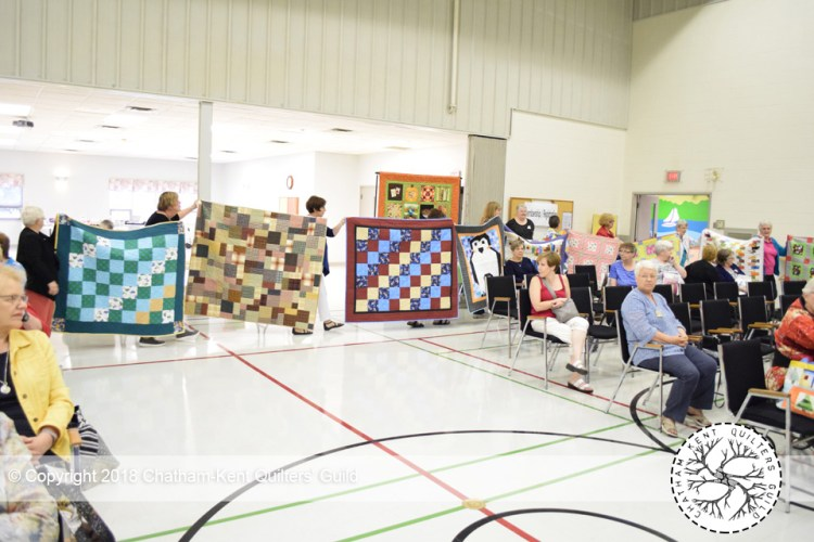 Comfort Quilts Parade