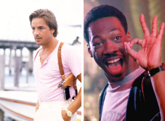 The Mix that Makes up Jack Redlinger's Personality Eddie Murphy Miami Vice