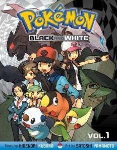 Pokemon Black and White Vol 1