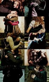 Harry and Hermione Hugs