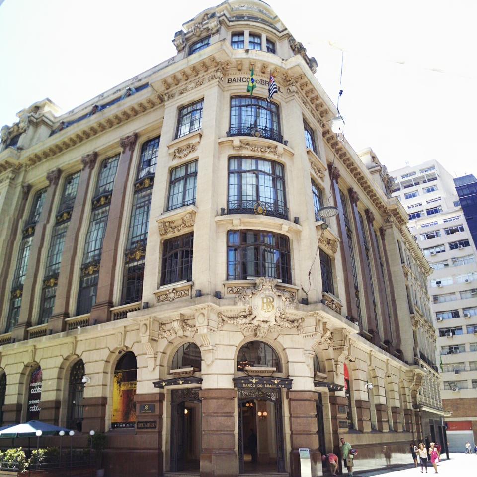 Centro Cultural Banco do Brasil (CCBBSP)