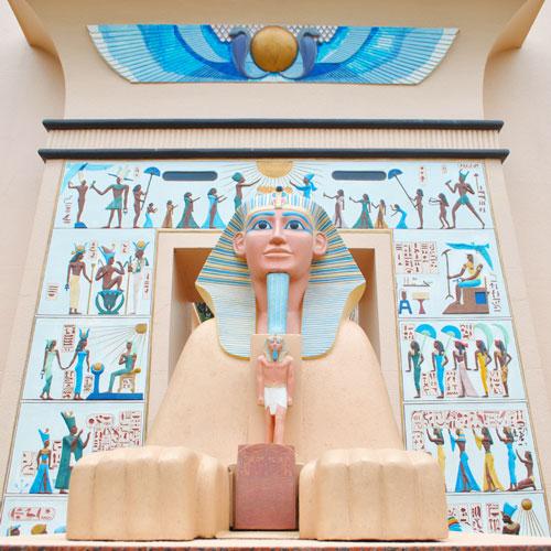 Visita ao Museu Egípcio e Rosacruz em Curitiba