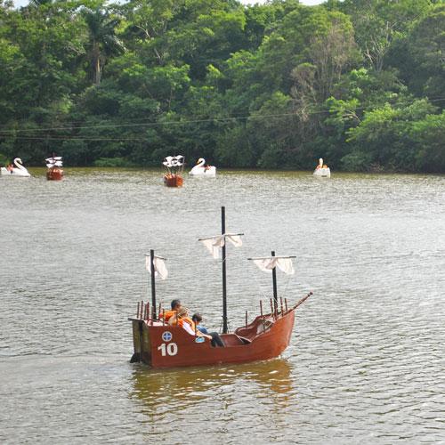 Conheça o Parque do Ingá em Maringá