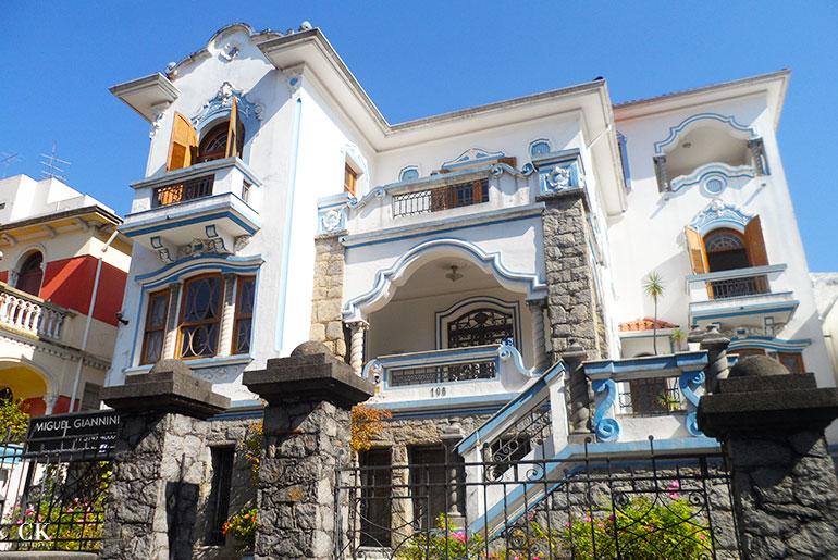 O Museu dos Óculos Gioconda Giannini foi inaugurado em 1996. Localizado no 2º  andar de um casarão da década de 1920 no bairro do Bixiga em São Paulo. 06caddd9e6