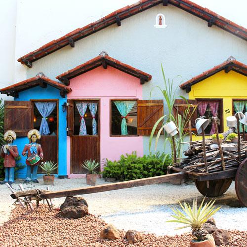 Lugares pra comer comida típica nordestina em Recife
