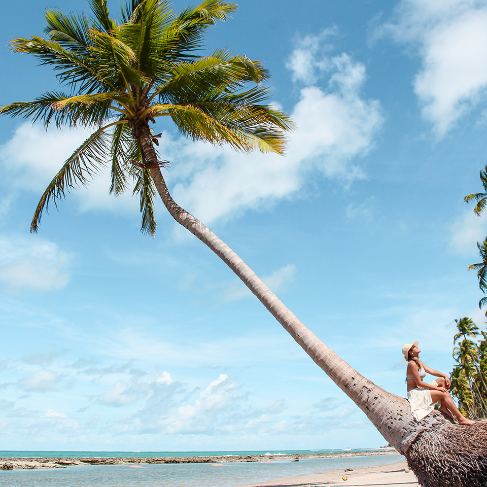 5 praias pra conhecer em Pernambuco