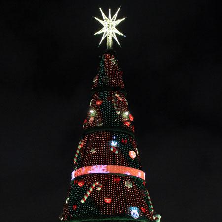 Decoração de Natal em São Paulo 2017