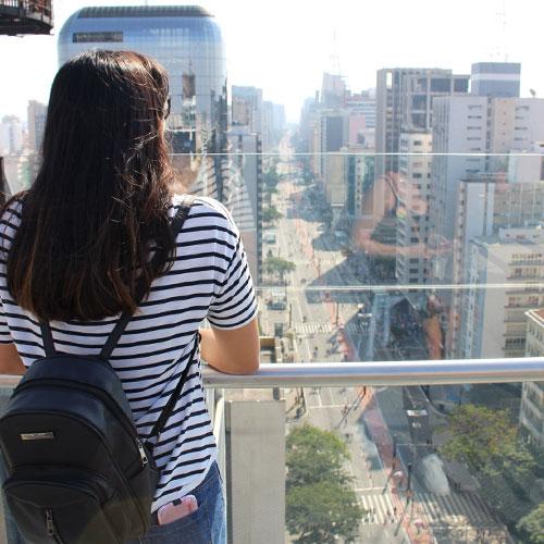 Visita ao Sesc da Avenida Paulista