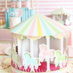 Carousel Baby Shower Fun365