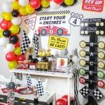 Kids Race Car Birthday Party Fun365