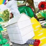 Wizard Of Oz Inspired Trunk Or Treat Idea Fun365