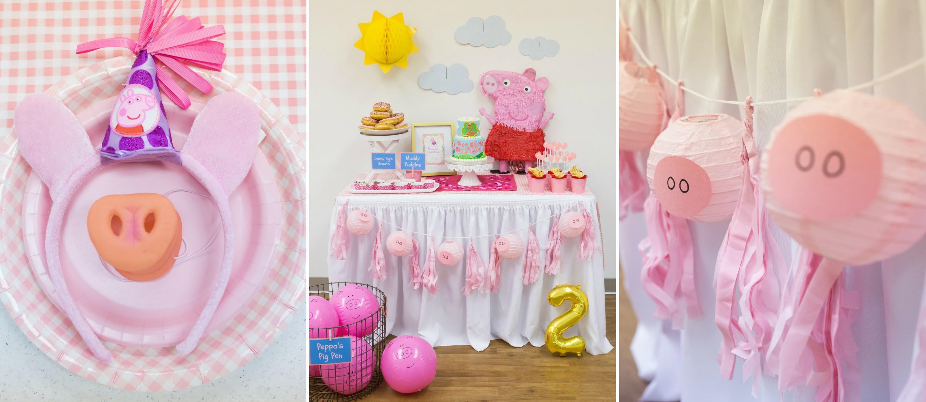 Peppa Pig Birthday Party Fun365