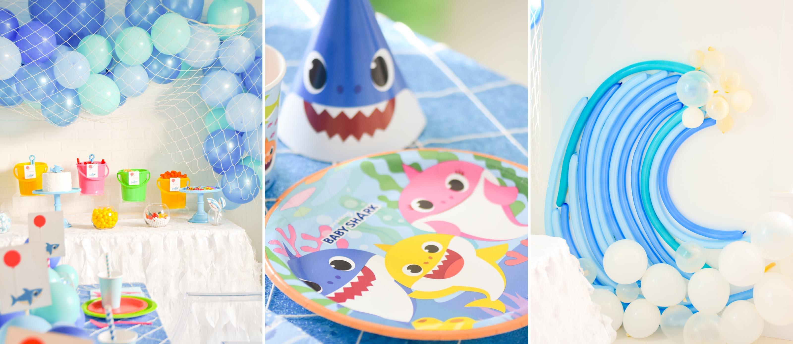 Baby Shark Birthday Party Ideas Fun365