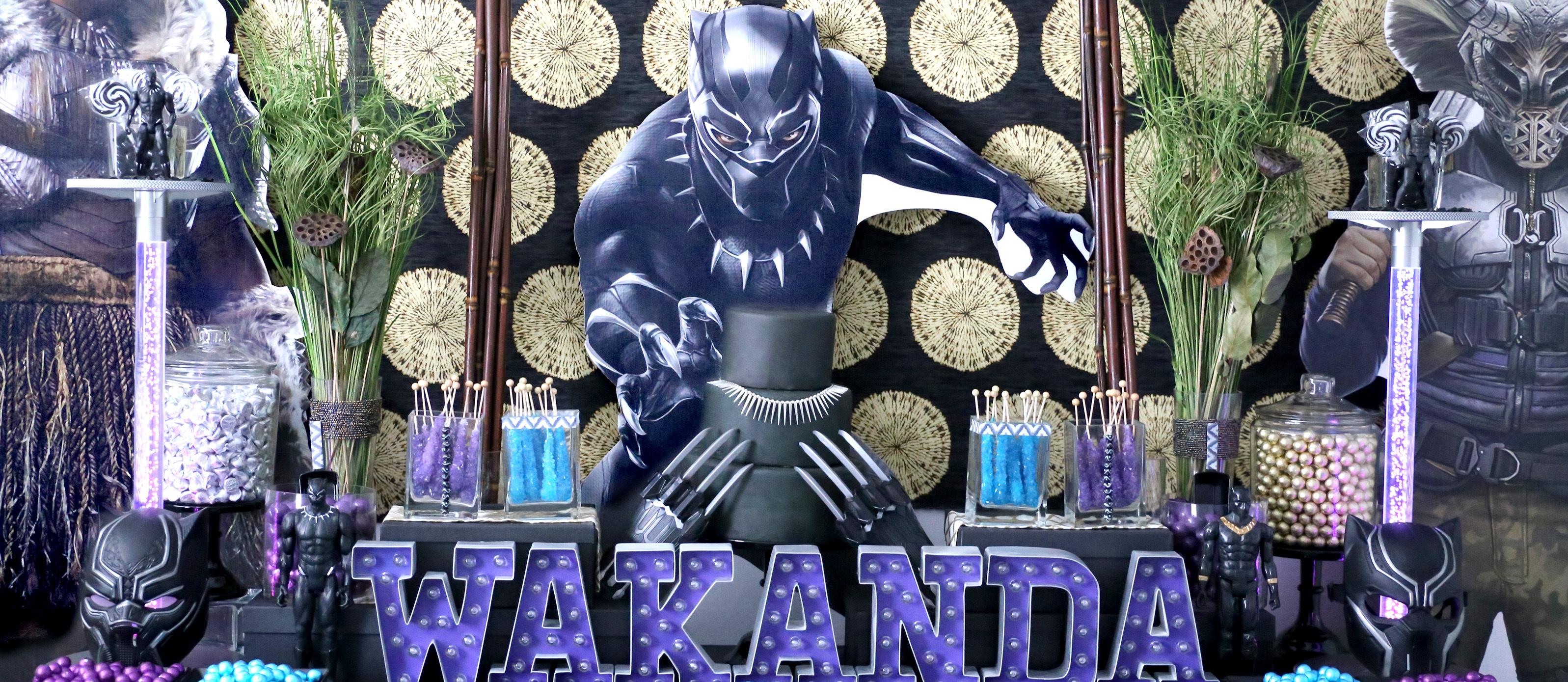 Black Panther Party Fun365
