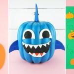 9 Fun Easy Preschool Pumpkin Crafts Fun365