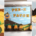 Pumpkin Patch Bulletin Board Fun365