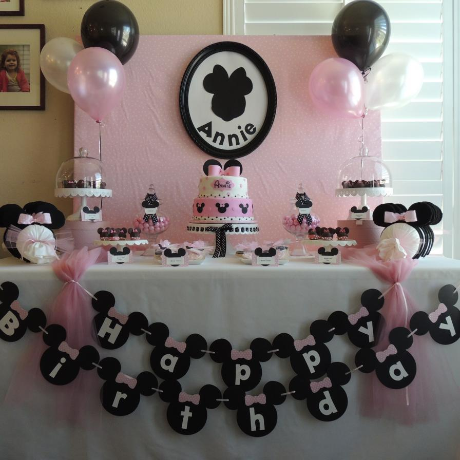 10 Easy Minnie Mouse Party Ideas Fun365
