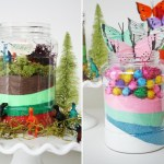 Diy Kids Terrariums Butterflies Dinosaurs Fun365