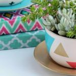 Succulent Teacup Planter Fun365