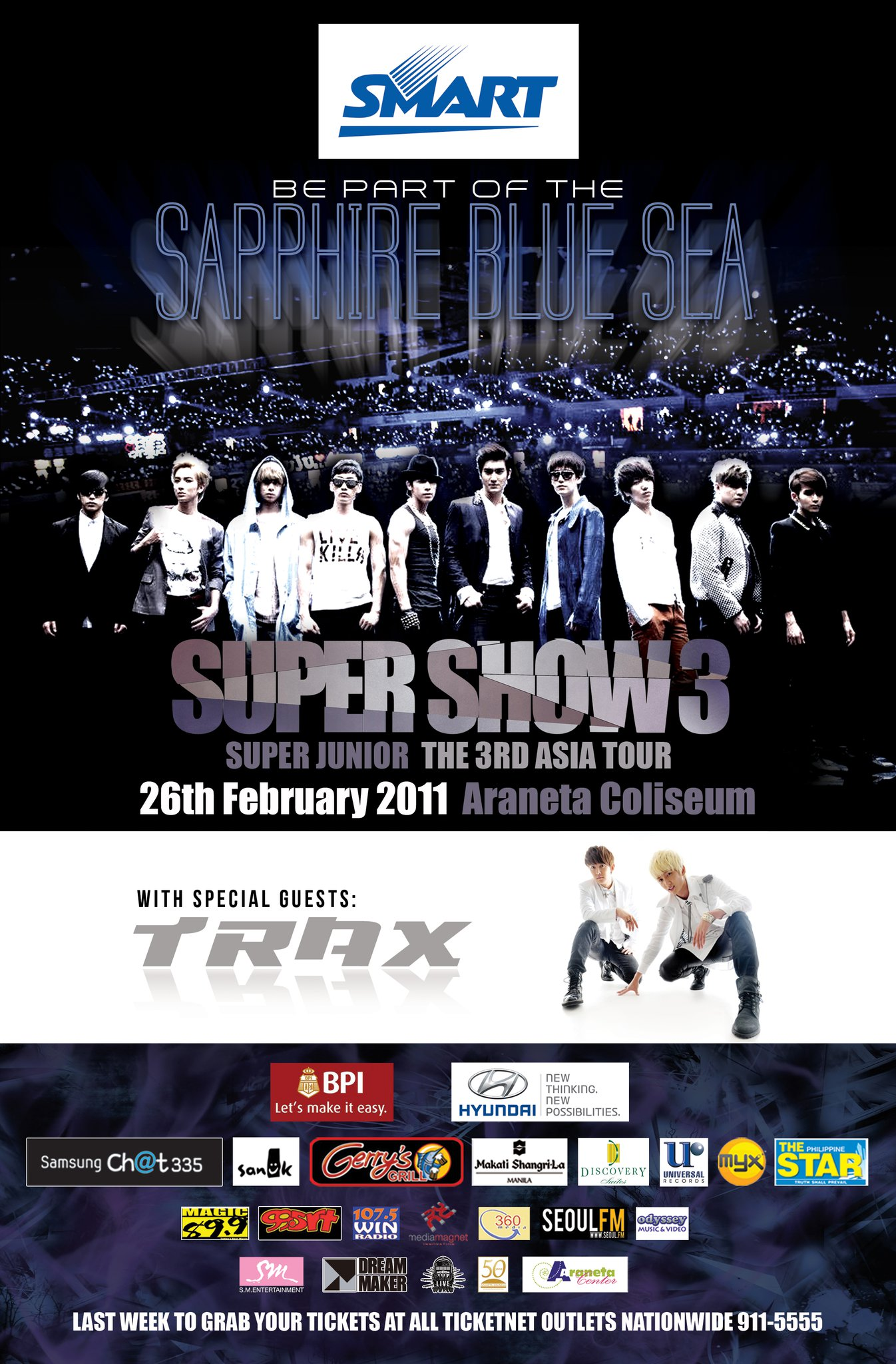 super junior super show three manila Brentwood suites, manila (philippines) deals  the bed was super comfy, so soft  guests are required to show a photo id and credit card upon check-in.