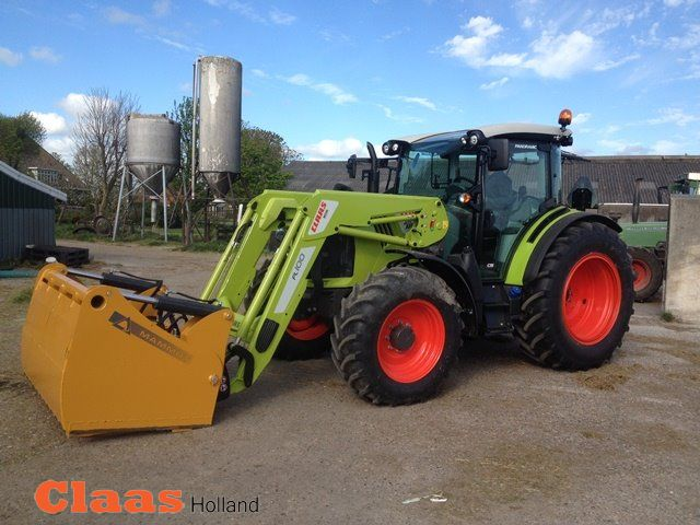 CLAAS ARION 420 CIS door, Bos Mechanisatie.