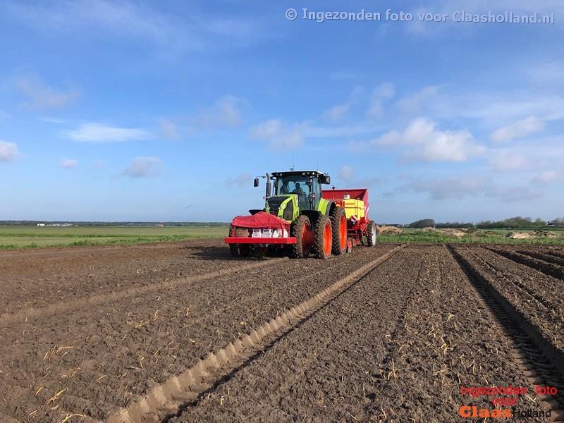 In de Aardappelen op Texel!