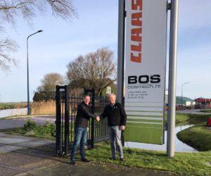 Bos Mechanisatie onder de vlag van Kamps de Wild Holding.