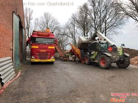 Wortels wassen met Veraart uit Nieuw-Vossemeer.
