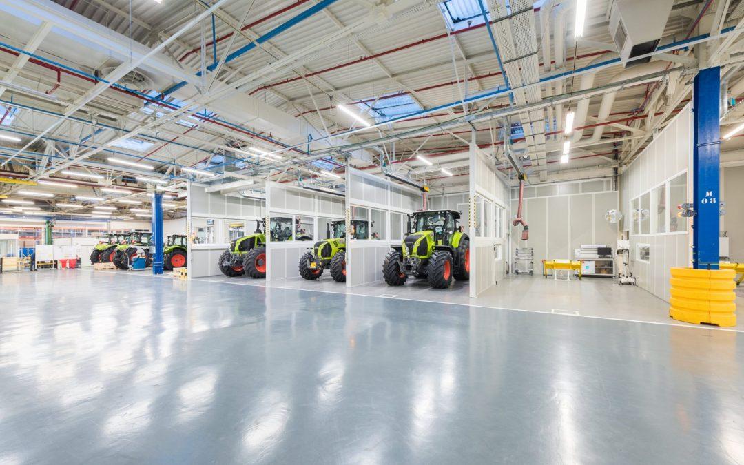 """CLAAS start de """"fabriek van de toekomst"""" in Le Mans"""