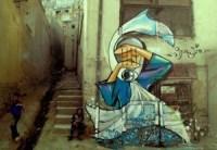 Shamsia Hassani - Women street art