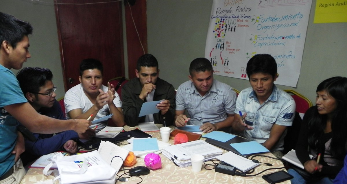 Climate Change Workshop For Young Producers And Workers Clac