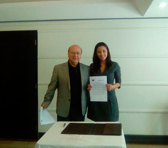 New Alliances Between Clac And Its National Network With The Chilean
