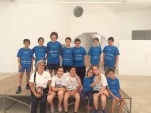 CLAC- Equipa Cadetes