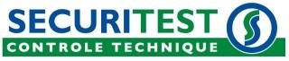 Logo en couleur controle technique securitest castelnaudary