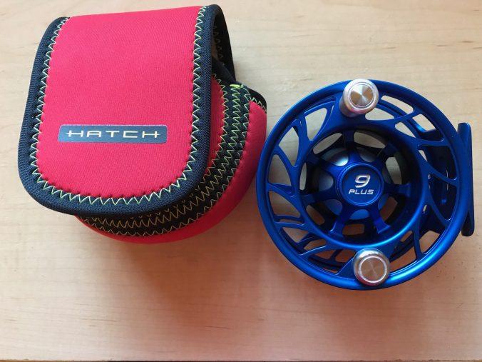 Hatch Finatic 9 Plus Reel