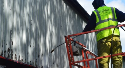 Cladding Coatings Cladding Cleaning Service